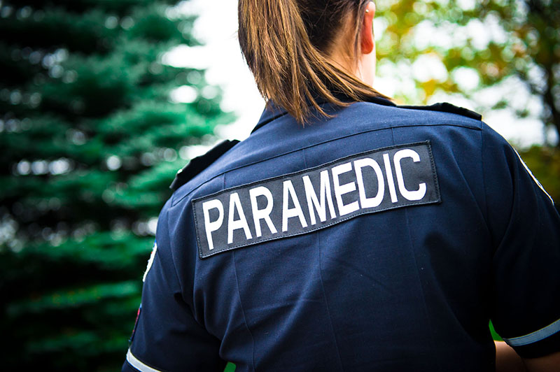 Paramedic School Requirements